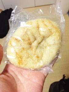 2揚げないカレーパン